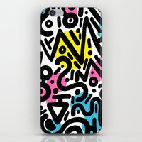 ABSTRACT 012 iPhone & iPod Skin