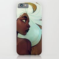 iPhone & iPod Case featuring glow in the dark by loish