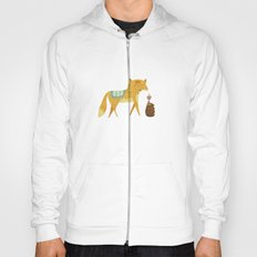 The Fox and the Hedgehog Hoody