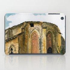 red stone charm iPad Case