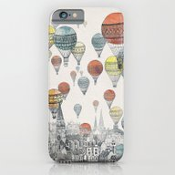 Voyages Over Edinburgh iPhone 6 Slim Case