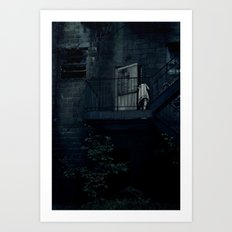 Paradoxical Allusion  Art Print