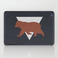 Bear & Bravery iPad Case