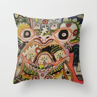 Doozy Throw Pillow
