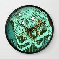 Sanctuary (Pt. 2) Wall Clock