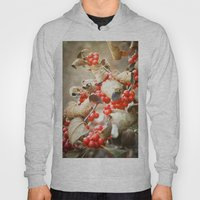 Winter Berries Hoody