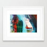 Sustain Framed Art Print