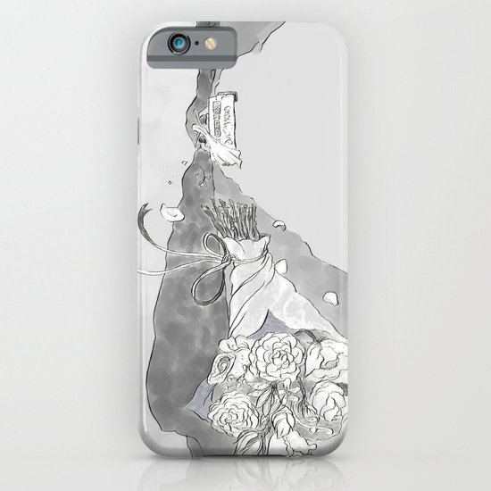 """""""White Women"""" by Virginia McCarthy iPhone & iPod Case"""