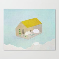 Day Canvas Print
