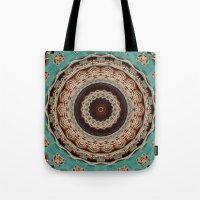 Southwest Mandala Tote Bag