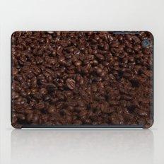 Coffee Beans iPad Case
