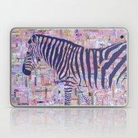 Zelda The Zebra Laptop & iPad Skin