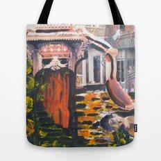 Leave It Behind Tote Bag