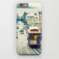iPhone & iPod Case featuring San Francisco Cable Car by Kim Fearheiley Photography