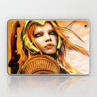 The Golden Champion Laptop & iPad Skin