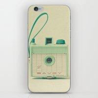 Mint iPhone & iPod Skin