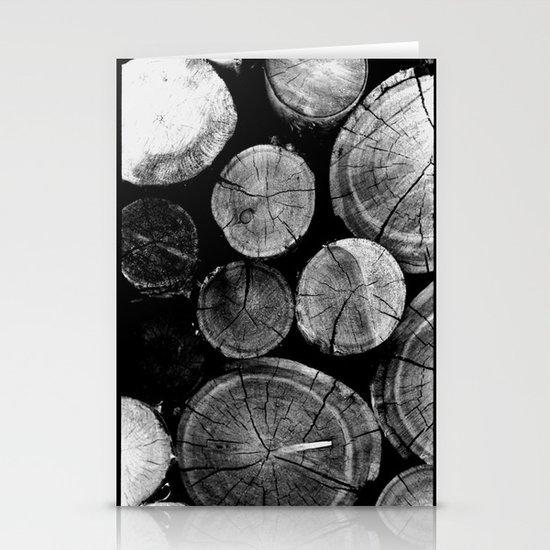 Wood Love Stationery Card