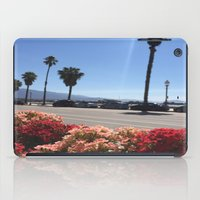 Santa Barbara Brunch iPad Case
