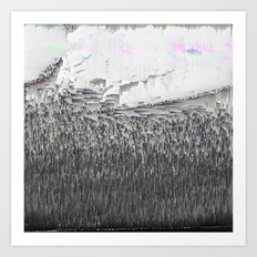 08-04-32 (.BMP Glitch) Art Print