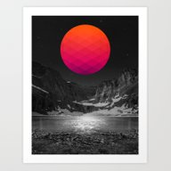 It Was Always There Art Print
