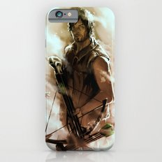 [ Daryl Dixon * Norman Reedus ] the walking dead Slim Case iPhone 6s