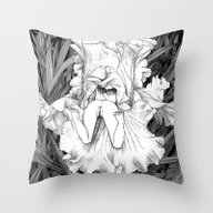 Throw Pillow featuring Apollonia Saintclair 566… by From Apollonia With …