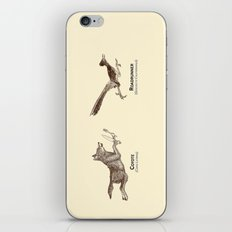 Endangerous Species iPhone & iPod Skin