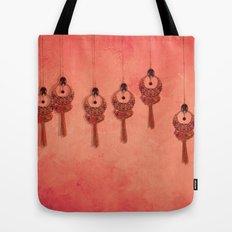 Earrings Tote Bag