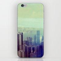 Hong Kong, Polaroid iPhone & iPod Skin
