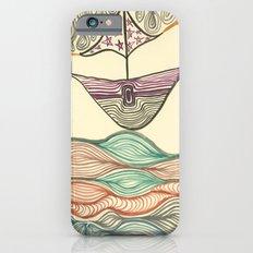 Hundertwasser's last voyage iPhone 6s Slim Case