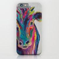 Texas Cow iPhone 6 Slim Case