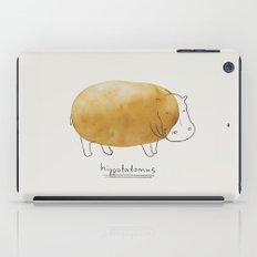 Hippotatomus iPad Case