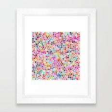 dance 1 Framed Art Print