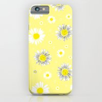 Daisies - Yellow iPhone 6 Slim Case