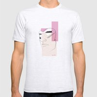 The Ghost Who Walks Mens Fitted Tee Ash Grey SMALL