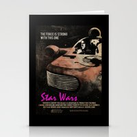 Star Wars X Drive Stationery Cards