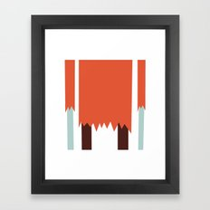 The Monster Club - Monster #8 Framed Art Print