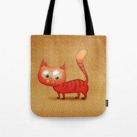 Cute Cat Tote Bag