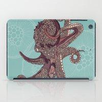Octopus Bloom iPad Case