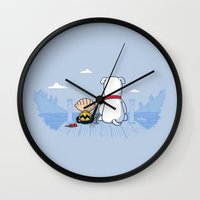 Good Griffin! Wall Clock