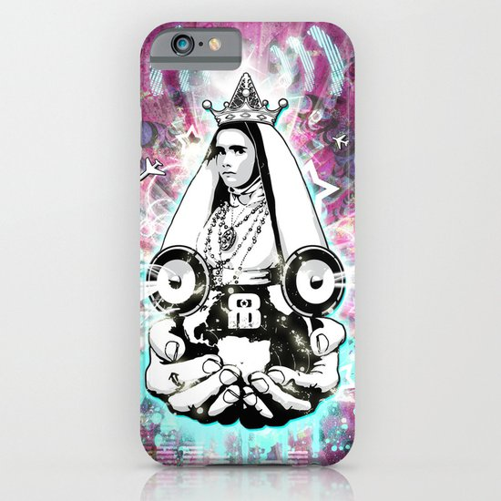 Poster RB iPhone & iPod Case