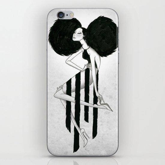 Killer Pose iPhone & iPod Skin