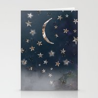 Star Gazer  Stationery Cards