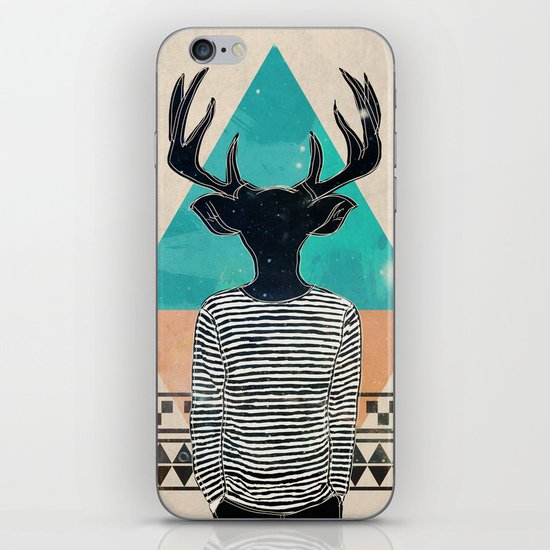 Neck of the Woods iPhone & iPod Skin