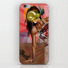 Thirstily Modern Life St… iPhone & iPod Skin