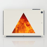 Elements - Fire iPad Case