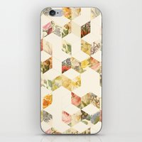 Keziah - Flowers iPhone & iPod Skin