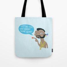 Mr. E.T.  Tote Bag