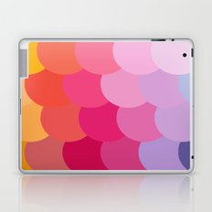 Rainbow Fish Laptop & iPad Skin