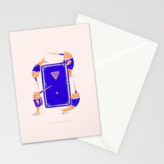 Narwhal Pool Session Stationery Cards